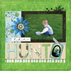 Scrapbooking Page Ideas The Hunt
