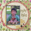 Scrapbook Page Ideas Play Pals